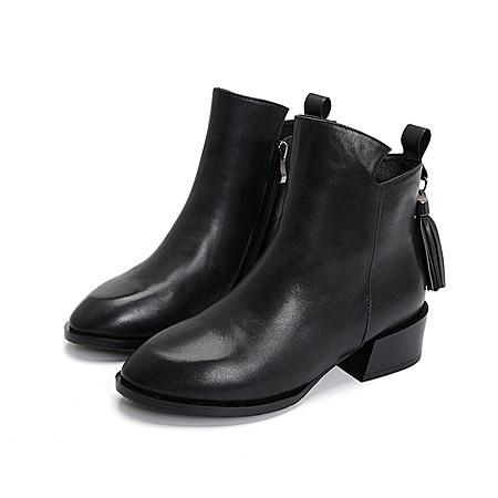 时尚流苏短靴