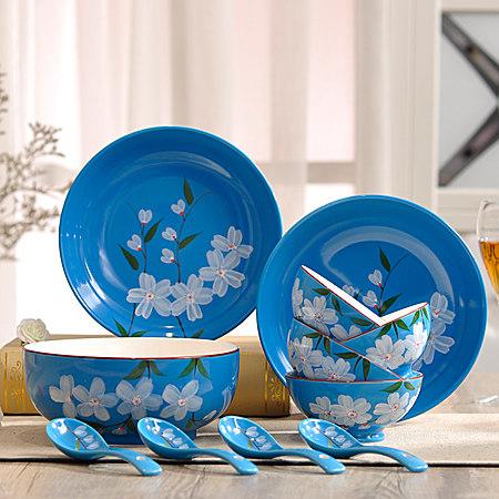 日式创意汤碗陶瓷器套装