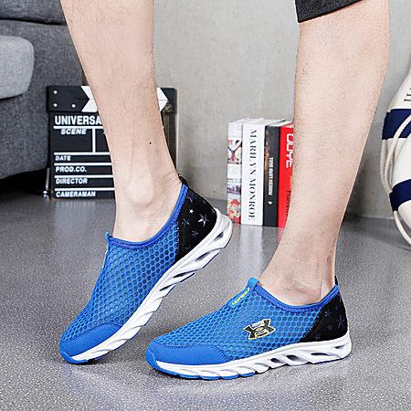 专业定制运动休闲鞋网布鞋板鞋透气网面情侣潮鞋