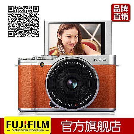 Fujifilm/富士 X-A2套机微单相机
