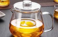 龙兮耐热玻璃茶壶