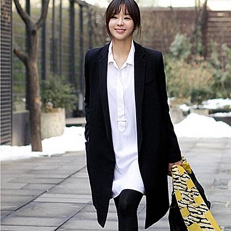 韩版大码女士休闲小西服
