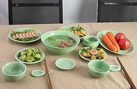 青瓷餐具盘子陶瓷