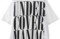 时尚字母印花短袖T恤