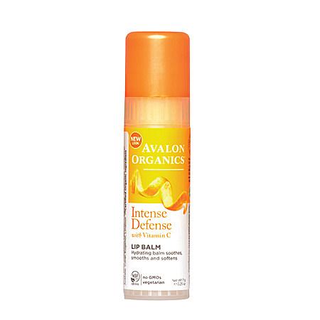 阿瓦隆维C橙味唇膏