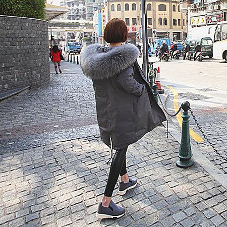 韩国东大门羽绒服