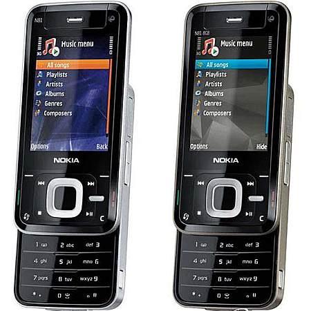 二手Nokia/诺基亚 N81原装正品配送电池