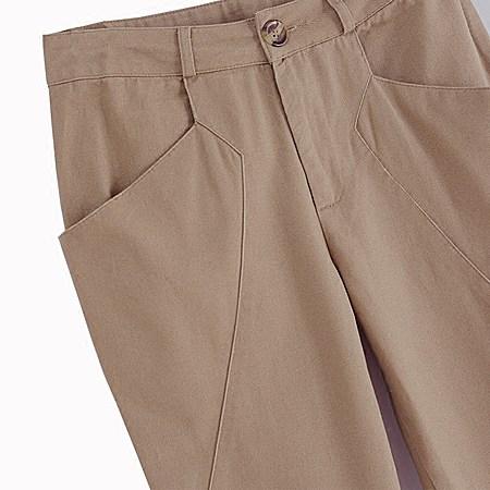 女装韩版休闲裤女裤长裤宽松大口袋小脚哈伦裤