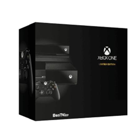 微软 XBOX ONE 体感 Kinect黑盒版 游戏主机
