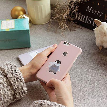 手绘动物 手机壳