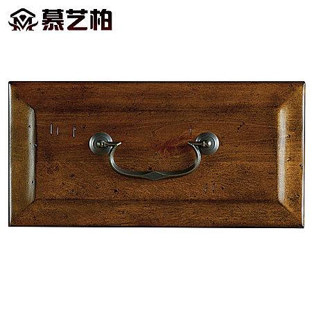 美式简约 小方桌