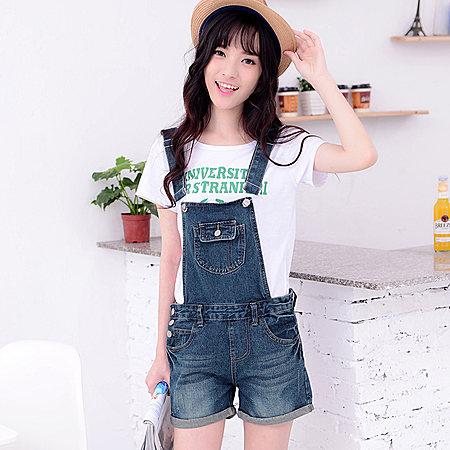 韩版可爱宽松显瘦休闲裤热裤
