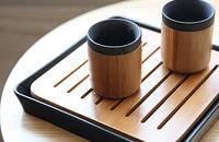 日式禅风两用茶盘