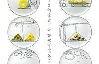 好可爱的餐盘 高级骨瓷 别具创意的餐盘设计