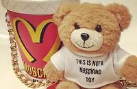 正品SOUL ERA moschino能量小熊充电宝10000毫安