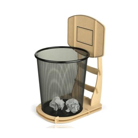 篮筐垃圾桶