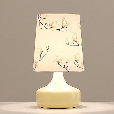 光年玻璃台灯创意卧室床头简约现代中式时尚设计