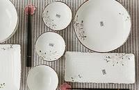 炒面盘长方盘 米饭碗炒菜盘酱料碟大面碗