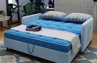 推拉兩用沙發床多功能可折疊