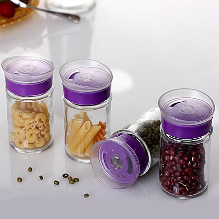 透明空间 玻璃调料瓶调料盒