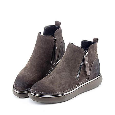 羊羔绒内里短靴