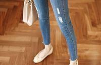 孕妇牛仔裤