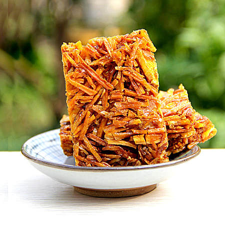 苕丝糖红薯苕酥米花糖沙琪玛