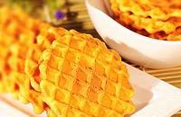 蛋黄煎饼曲奇饼干营养早餐办公室零食