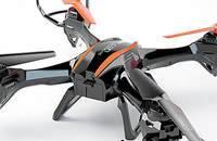 優迪超大四旋翼高清航拍遙控飛機