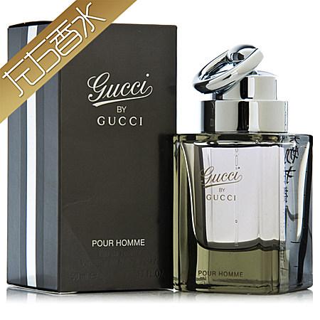Gucci古驰/古琦/古奇全新同名男士香水