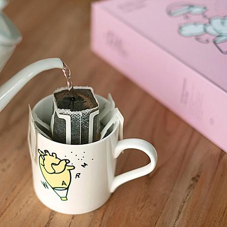 咖啡之书12包咖啡