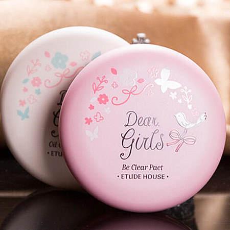 爱丽小屋定妆粉饼