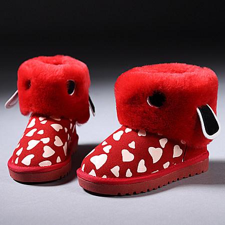 ttypetshow 儿童雪地靴