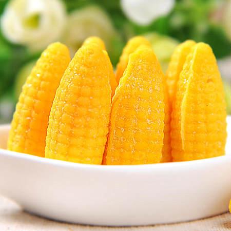 玉米味软糖