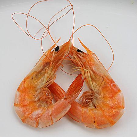 宁波舟山虾干即食大虾干零食小吃干货对虾干烤虾