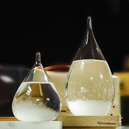 天气预报瓶风暴瓶创意生日礼物结婚情人节