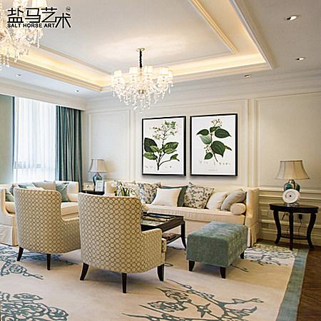 装饰画客厅沙发背景墙壁画家居挂画