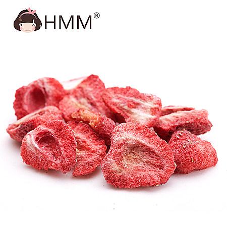 酥脆草莓干